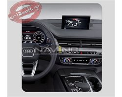 Audi Q7 4MHDMI interface with Mirrorlink option