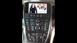 Multimedia video interface Opel Astra / Insignia DVD-800