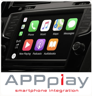 CarPlay|AndroidAuto