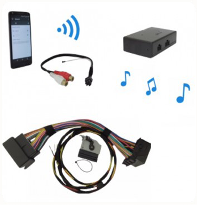 Bluetooth Streaming