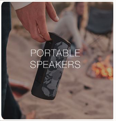Portable Speaker |_Headphones