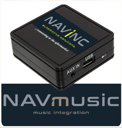 USB Music Integration