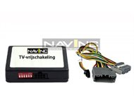 Video in Motion module MYGIG HDD navigation systems (CAN)