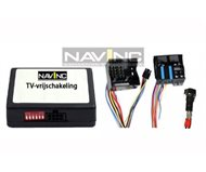 Video in Motion module Citroen & Peugeot NG4 NaviDrive systems (CAN)