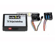 Video in Motion module for RNS2/MFD2 navigation systems (CAN)