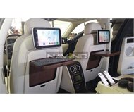 Rear Entertainment Bentley Flying Spur