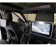 Rear Entertainment Landrover Sport 2015