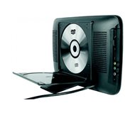 "Q-Vision 10"" DVD/SD/USB"