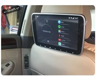 Rear Entertainment Audi A8 (4E)