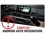 OEM CarPlay & AndroidAuto